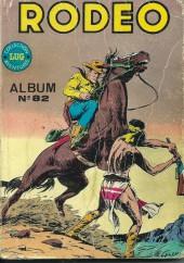 Rodéo -REC82- Album n°82 (du N°383 au N°385)