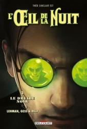 L'Œil de la Nuit (Lehman/Gess) -3- Le Druide noir