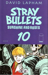 Stray Bullets: Sunshine & Roses (2015) -10- Enough rope