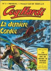 Coq Hardi (1e Série) -3- La dernière cordée