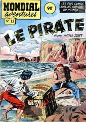 Mondial aventures -11- Le Pirate
