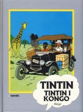 Tintin (en langues étrangères) -2Norvégien- Tintin i Kongo