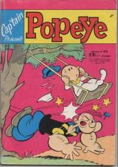 Popeye (Cap'tain présente) -95- Popeye contrebandier