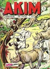 Akim (1re série) -296- Les hommes des volcans