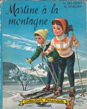 Martine -8- Martine à la montagne