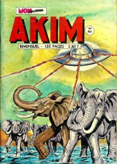 Akim (1re série) -464- La reine de la galaxie