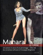 Manara (Le Opere) -5- Un autore in cerca di sei personaggi - Dies Irae