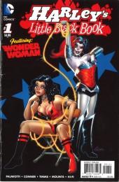 Harley's Little Black Book (2016) -1- Little Black Book (featuring Wonder Woman)