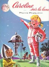 Caroline -13- Caroline sur la lune