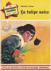 Les classiques illustrés (2e Série) -7- La tulipe noire
