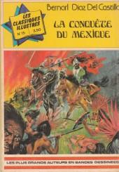 Les classiques illustrés (2e Série) -15- La conquête du Mexique