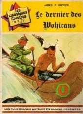 Les classiques illustrés (2e Série) -3- Le dernier des Mohicans