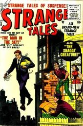 Strange Tales (Marvel - 1951) -38- The Man In the Sky