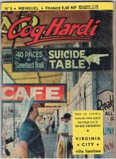 Coq Hardi (1e Série) -5- Virginia City ville fantôme