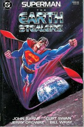 Superman: The Earth Stealers (1988) - Superman: The Earth Stealers