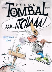 Pierre Tombal -2c2012- Histoires d'os