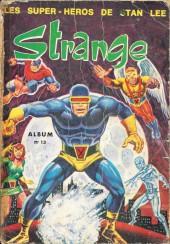 Strange -Rec013- Album N°13 (du n°38 au n°40)
