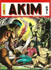 Akim (1re série) -691- Les flèches de feu