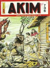 Akim (1re série) -736- La tribu disparue