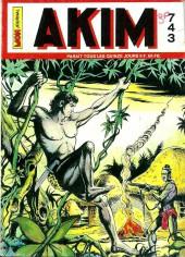 Akim (1re série) -743- Pirates des mers du sud