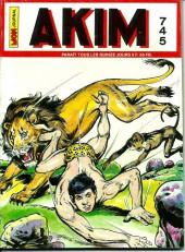 Akim (1re série) -745- Graanh le justicier