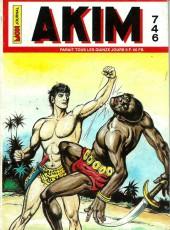 Akim (1re série) -746- Le feu éternel