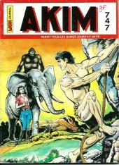 Akim (1re série) -747- La pierre tombée du ciel