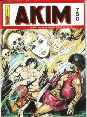 Akim (1re série) -750- Ceux qui venaient du froid