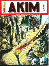 Akim (1re série) -753- Le repaire de la mygale