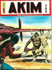 Akim (1re série) -754- L'enfer des profondeurs