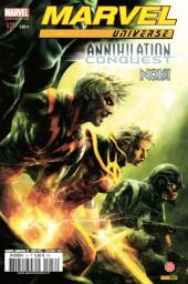 Marvel Universe (Panini - 2007) -12- Annihilation : Conquête (5)