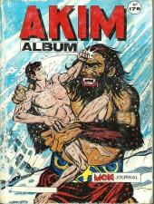 Akim (1re série) -Rec176- Album N°176 (662-667-668-670)