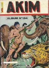 Akim (1re série) -Rec134- Album N°134 (du n°657 au n°660)
