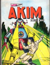 Akim (1re série) -Rec115- Album N°115 (du n°581 au n°584)