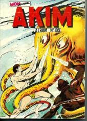 Akim (1re série) -Rec105- Album N°105 (du n°541 au n°544)