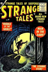 Strange Tales (1951) -41- Man In the Dark