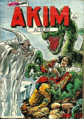 Akim (1re série) -Rec096- Album N°96 (du n°505 au n°508)