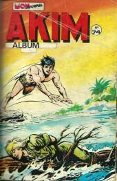 Akim (1re série) -Rec074- Album N°74 (du n°417 au n°420)