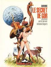 Sarvane -2- Le secret de Gor