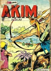 Akim (1re série) -Rec067- Album N°67 (du n°389 au n°392)