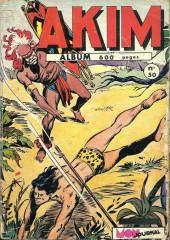 Akim (1re série) -Rec050- Album N°50 (du n°303 au n°308)