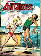 Antarès (Mon Journal) -3- Le bolide de l'espace