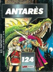 Antarès (Mon Journal) -124- Le royaume perdu