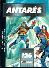 Antarès (Mon Journal) -126- La lagune empoisonnée