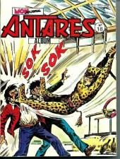 Antarès (Mon Journal) -Rec18- Album N°18 (du n°52 au n°54)