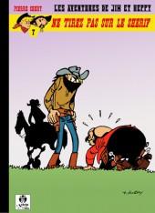 Jim L'astucieux (Les aventures de) - Jim Aydumien -7- Ne tirez pas sur le shérif