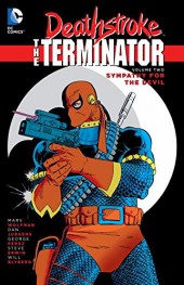 Deathstroke the Terminator (1991) -INT02- Sympathy For The Devil