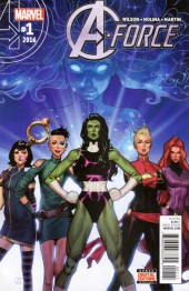 A-Force (2016) -1- A-Force