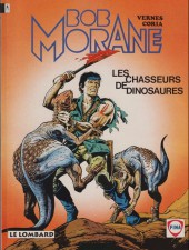 Bob Morane 3 (Lombard) -33Pub- Les chasseurs de dinosaures