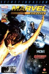 Marvel Universe (Panini - 2007) -14- Le Dévoreur